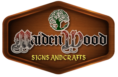 MaidenWood Signs & Crafts